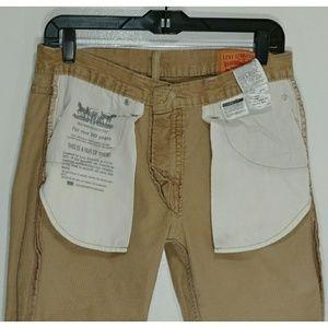 Levi's Jeans - Levi's 514 Straight Fit Corduroy Jeans Pants